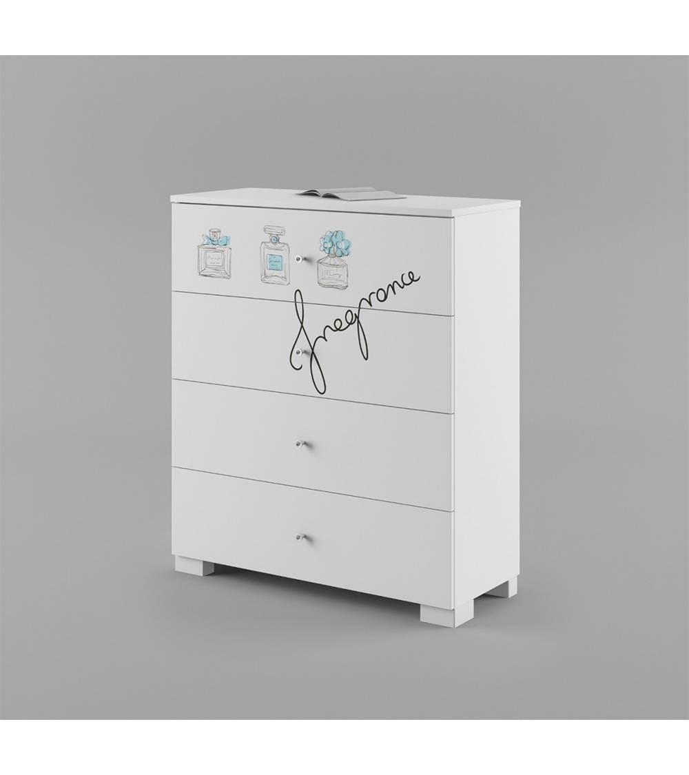 FASHION MINT Dresser , 90cm