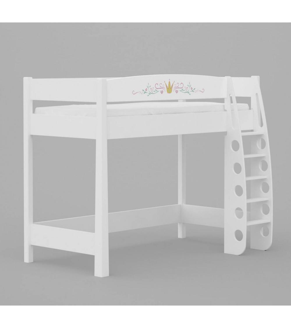 MAGIC PRINCESS Single bunk bed