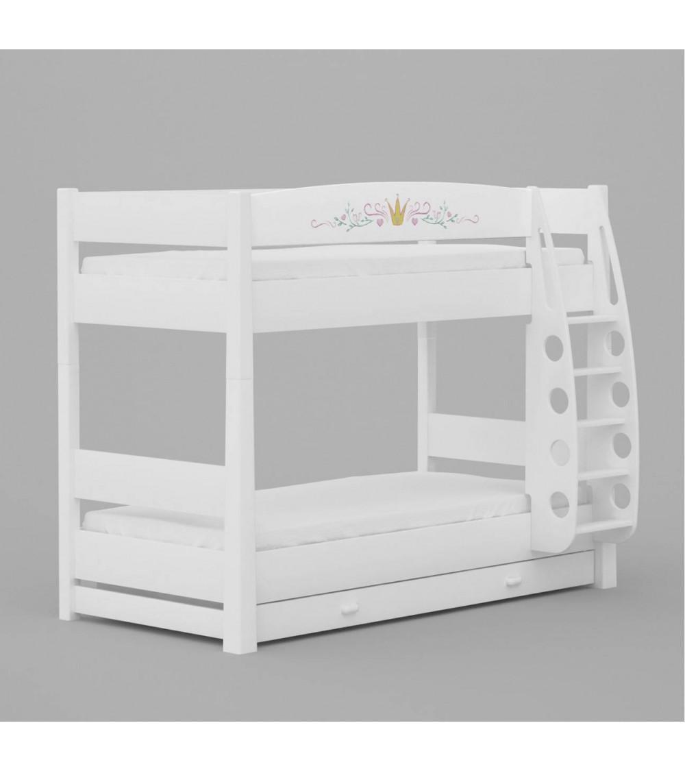 MAGIC PRINCESS Double bunk bed