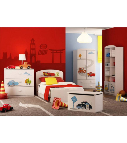 CARS Bed 120*200cm