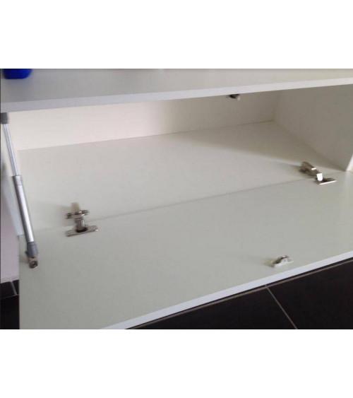 Meuble TV WHITE STORM 180cm