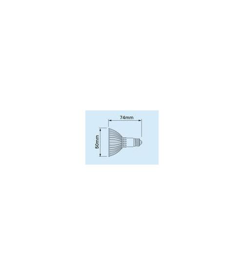 JDR E27 3×1W High Power LED Lampe