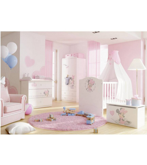 MINNIE MOUSE Crib 140cm
