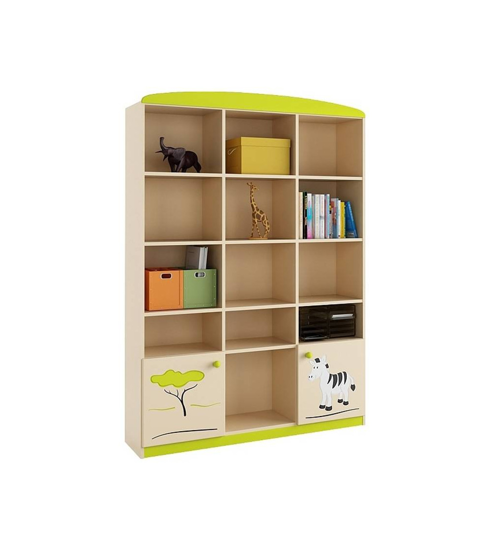 SAVANNAH Bookcase, 135cm