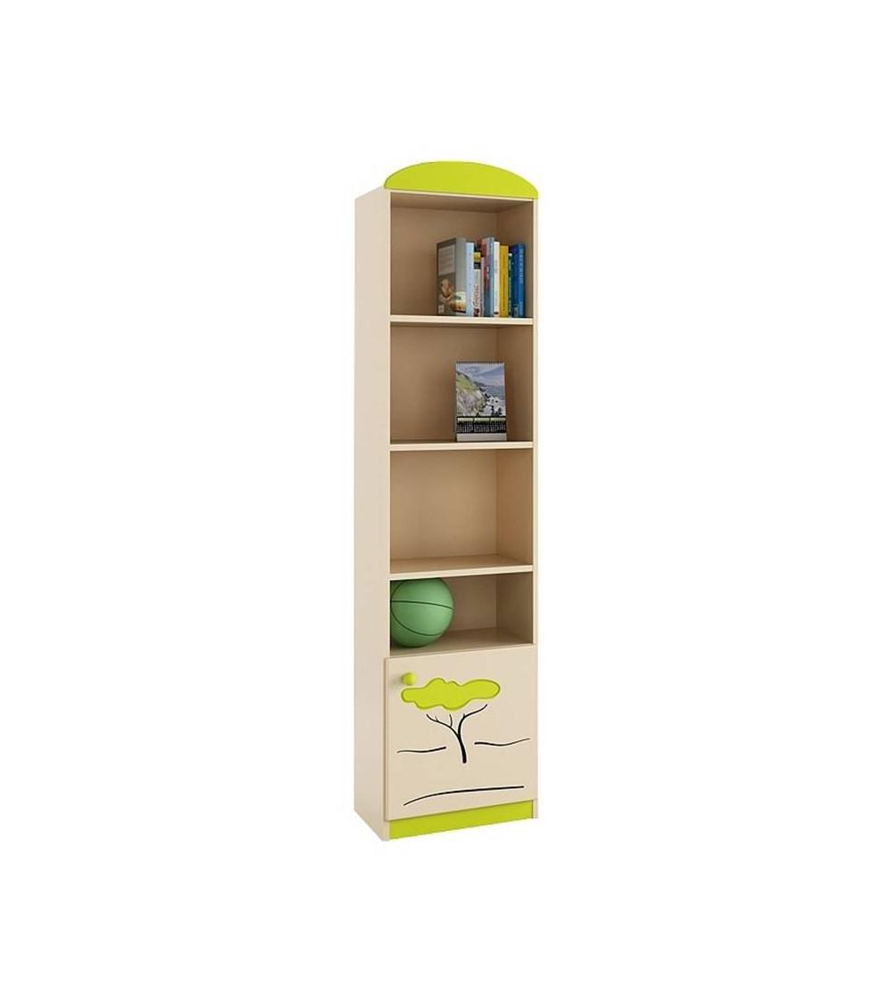 SAVANNAH Bookcase, 45cm