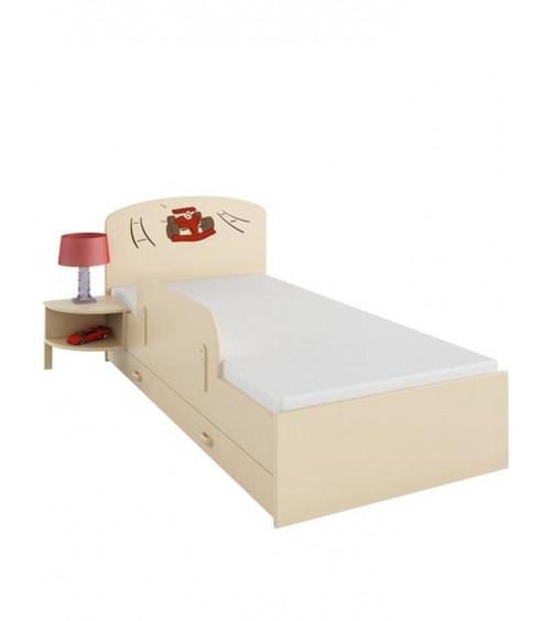 FORMULA 1 Bed 90*190cm