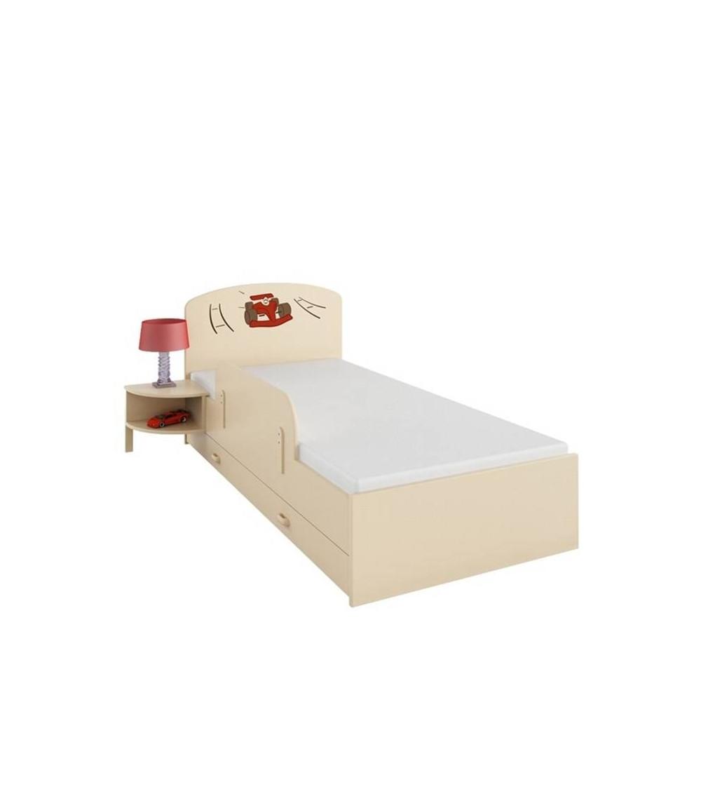FORMULA 1 Bed 120*200cm