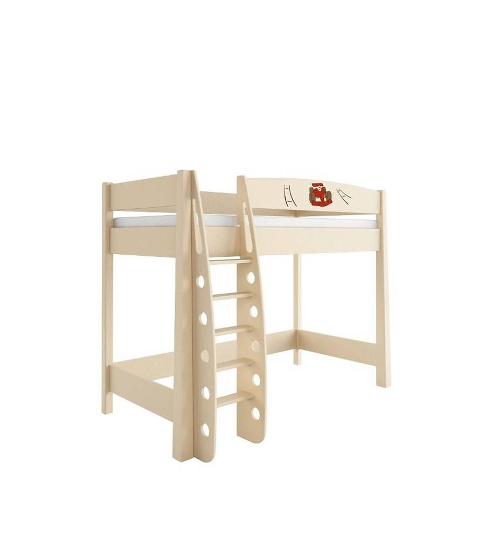 FORMULA 1 Single bunk bed