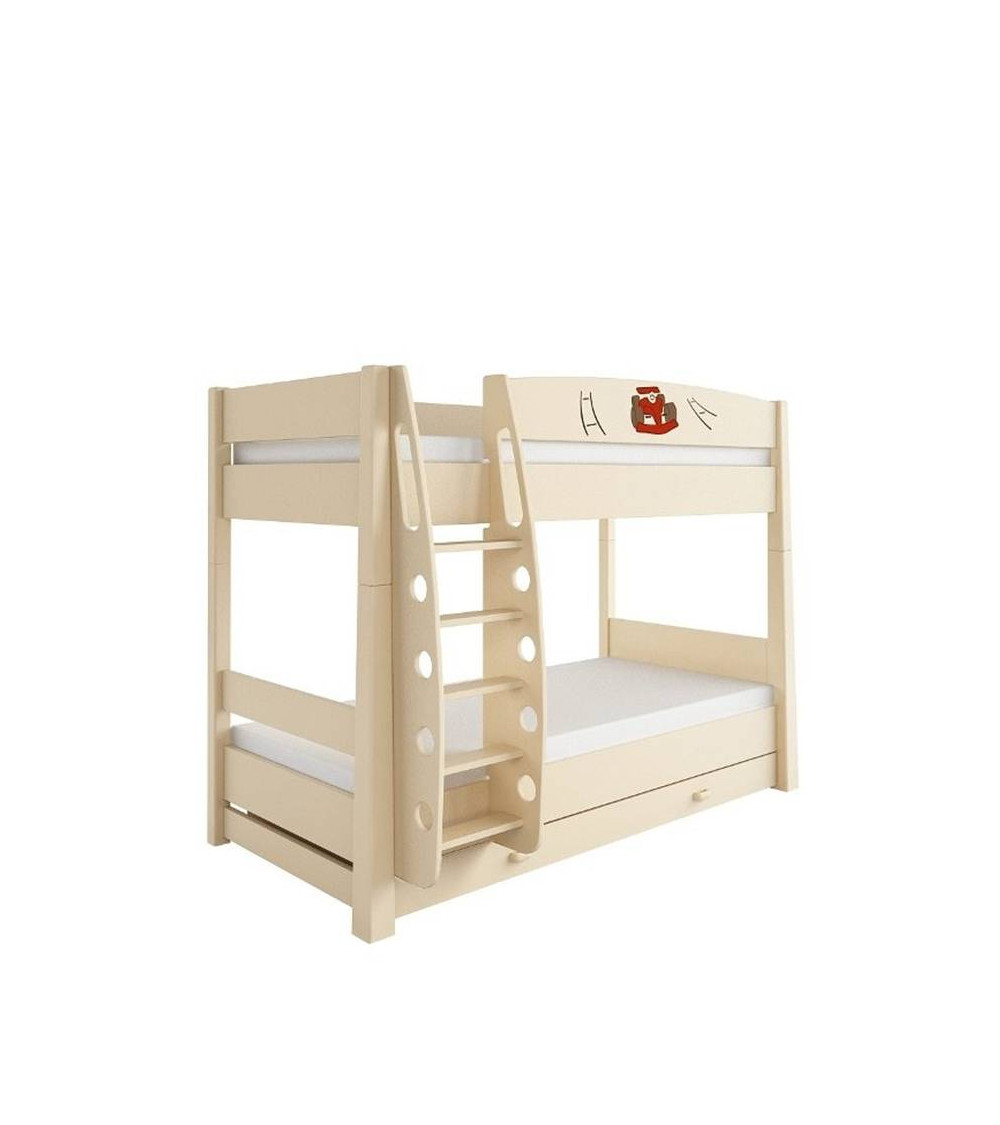 FORMULA 1 Double bunk bed