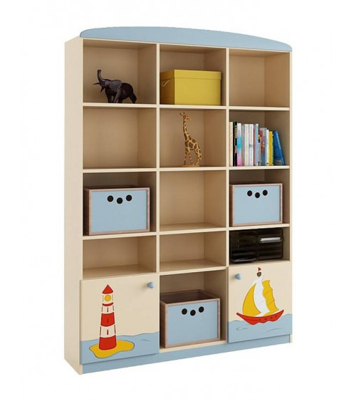 VOYAGER Bookcase 135cm