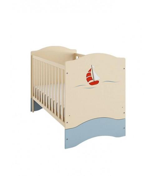 VOYAGER Crib 140cm