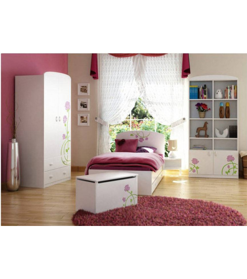 ROSE  Bed 90*190cm