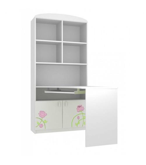 ROSE Bookcase-desk