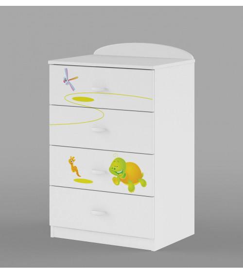 HAPPY ANIMALS Dresser, 60cm