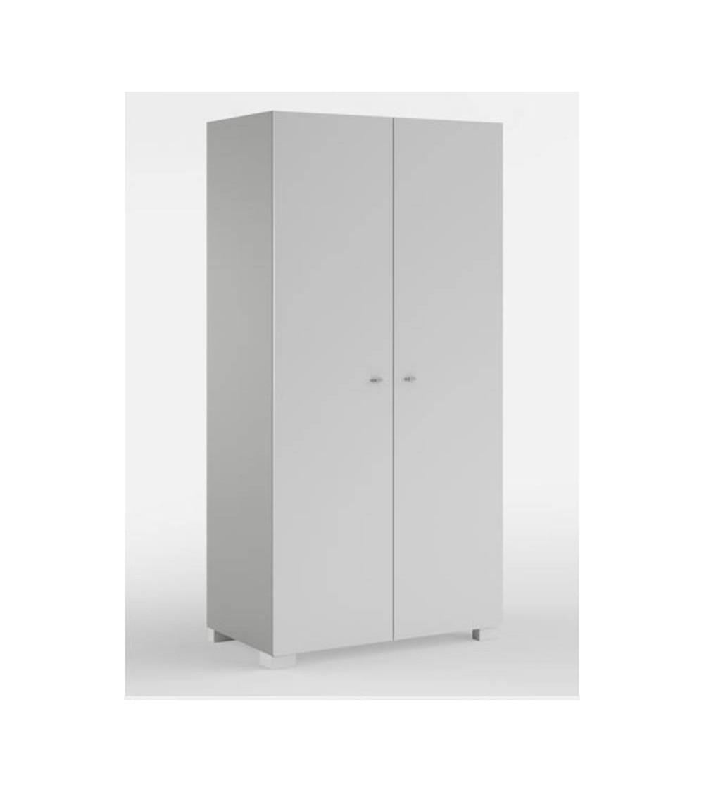 Armario con 2 puertas FRESH 100 cm