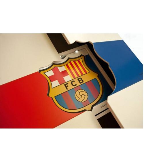 Armoire FC Barcelone 150cm