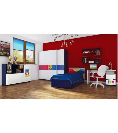 FC Barcelone junior bed , 90 cm