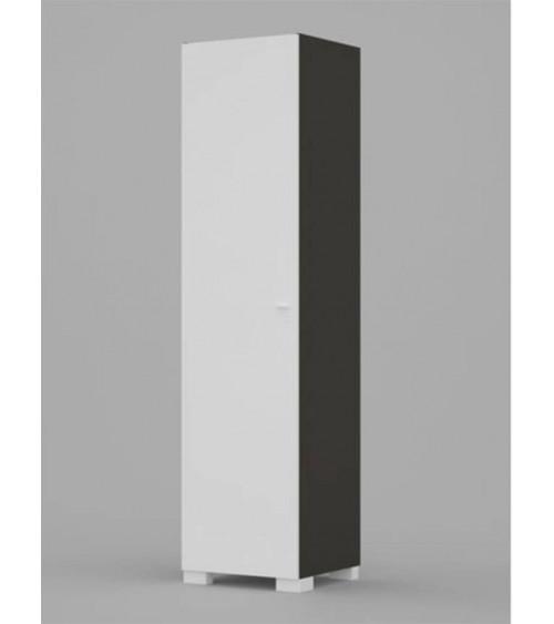 UNI DARK wardrobe 50cm