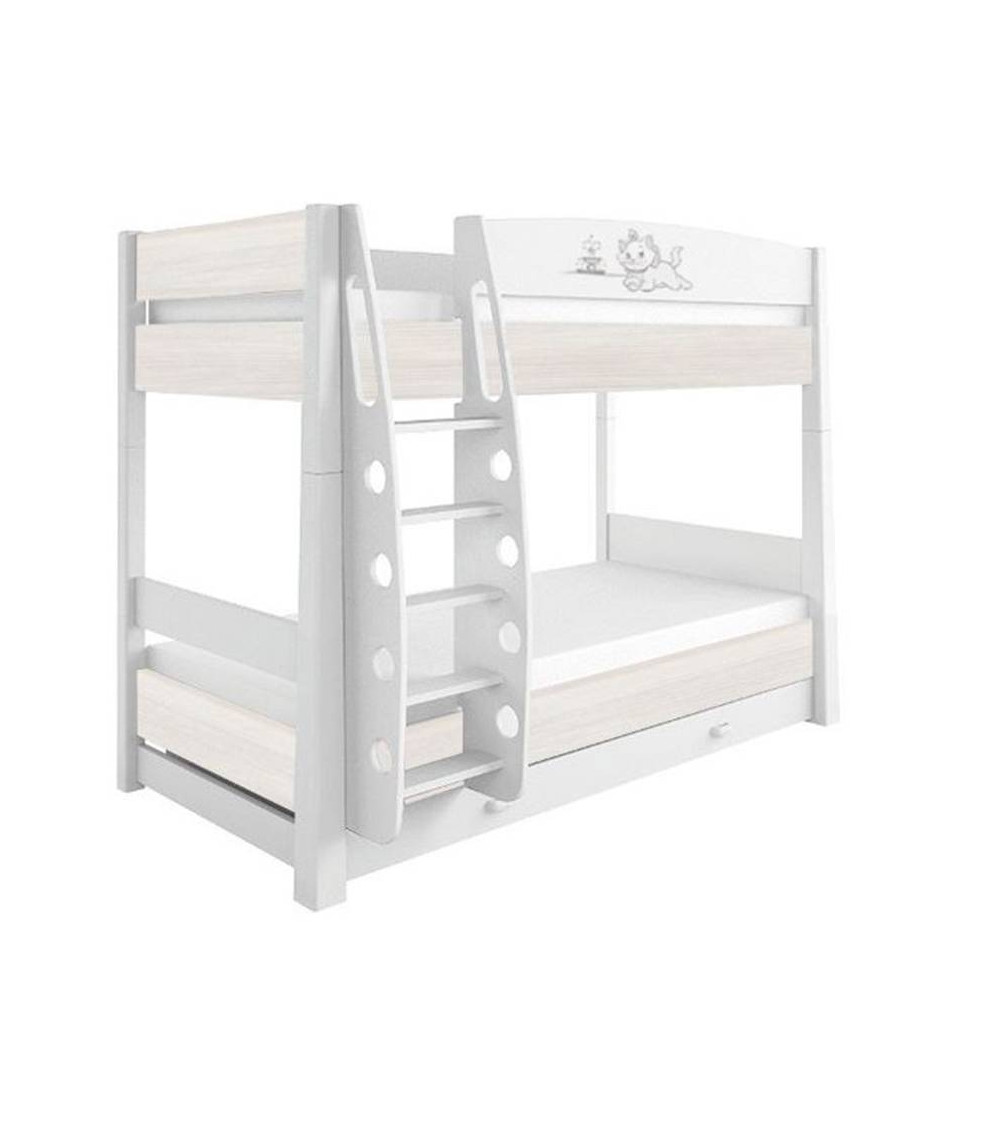 MARIE's Double bunk bed