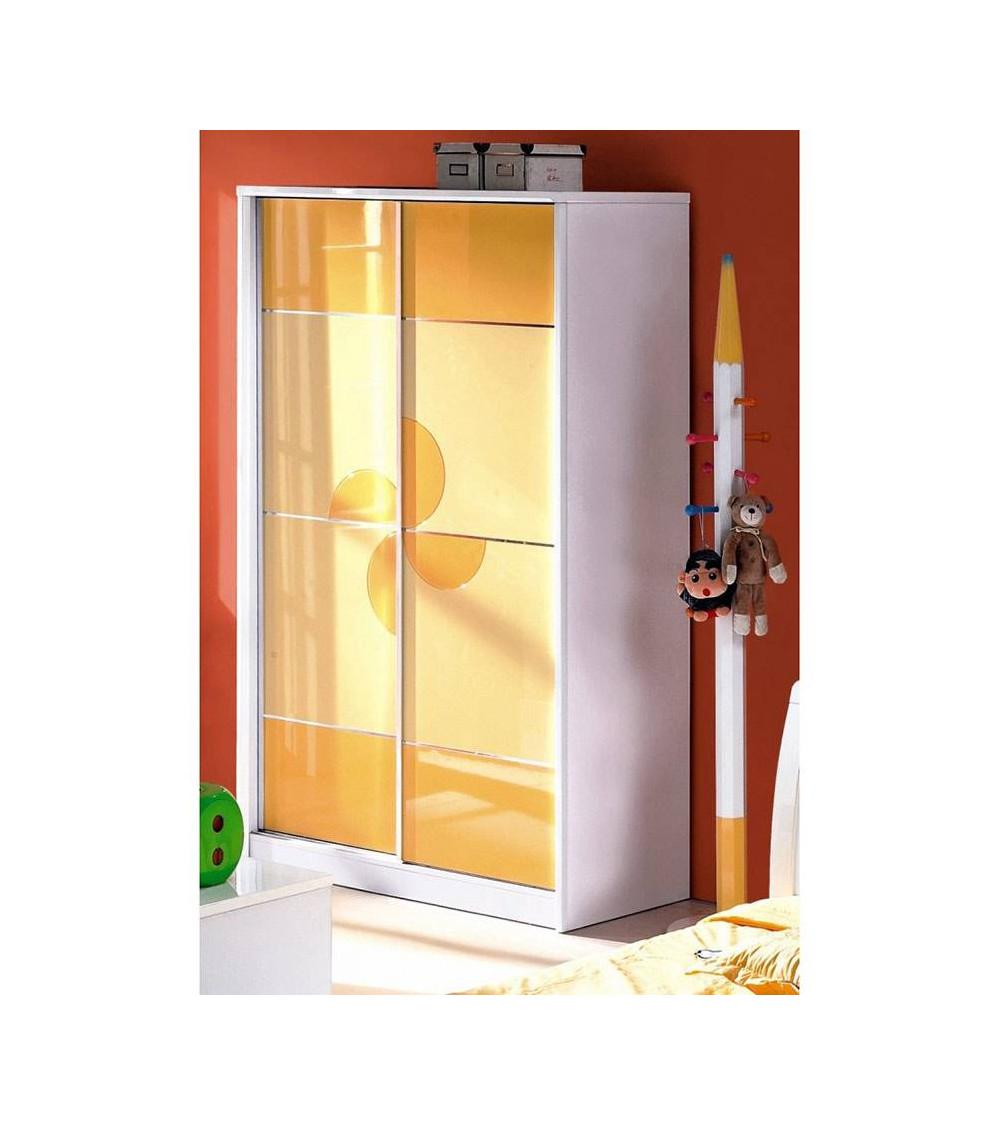 HAPPY-LAND wardrobe with sliding doors