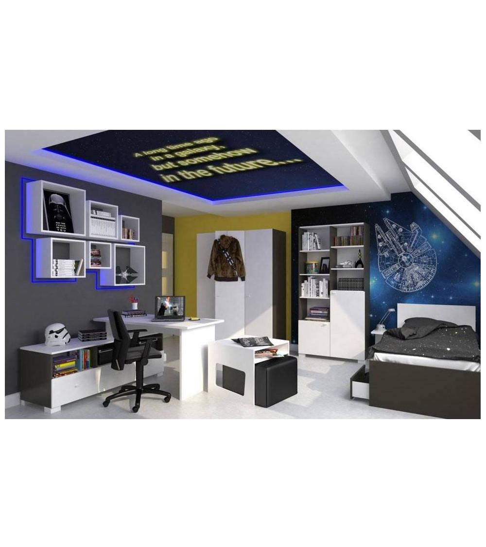UNI DARK child's bedroom