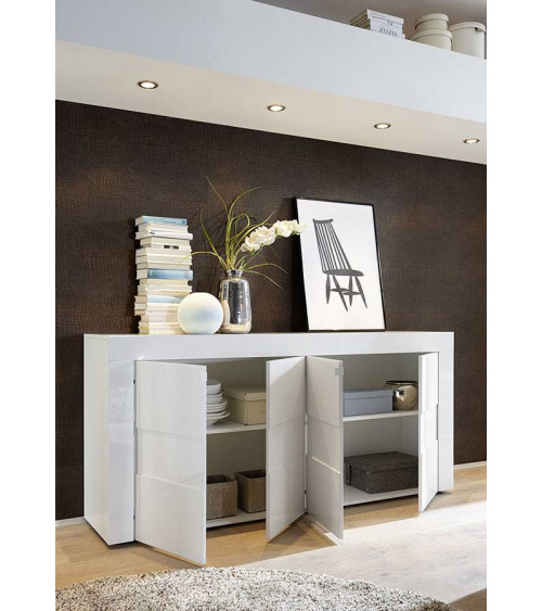 EASY SIDEBOARD 181CM WHITE