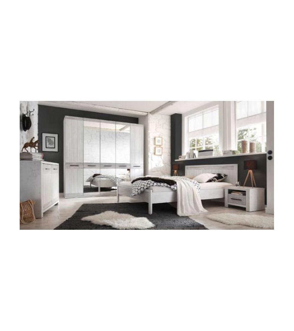Chambre complète PROVENCE 180*200 cm