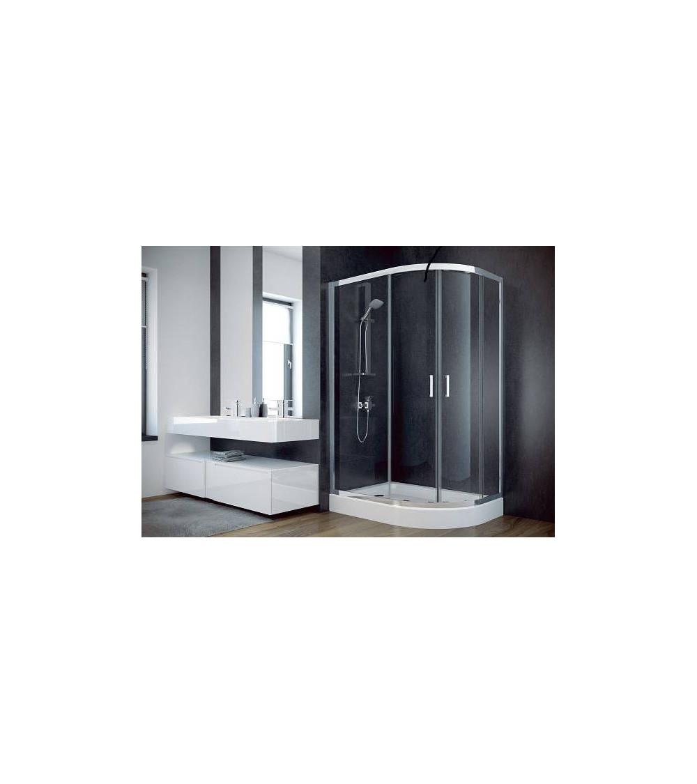 petite annonce paroi douche d 39 angle nisa ii 120x90x185cm vos annonces en illimit vendre sur. Black Bedroom Furniture Sets. Home Design Ideas