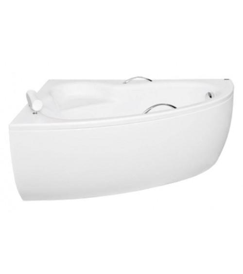 NATALIA Corner Bathtub LEFT OR RIGHT with apron