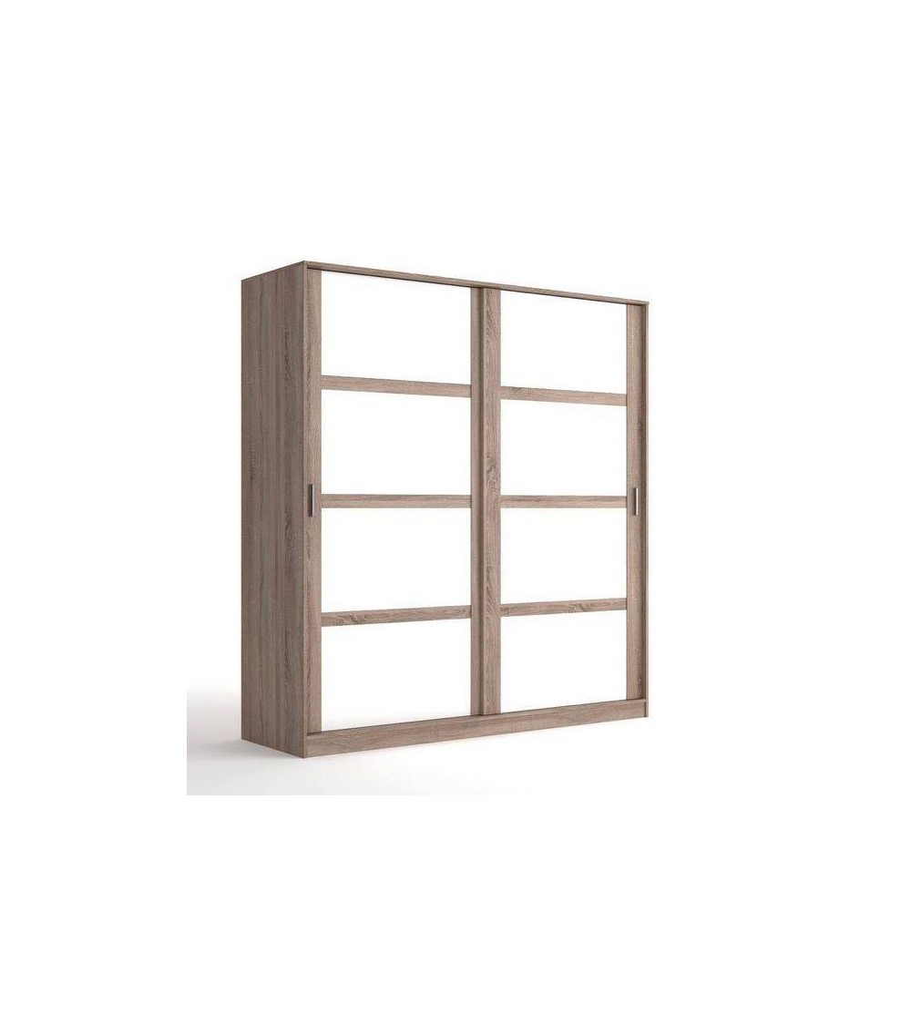 wardrobe LIVA OAK 200 x 210 x 65 cm