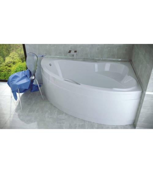 ORIEGO MAXI Corner Bathtub LEFT OR RIGHT with apron
