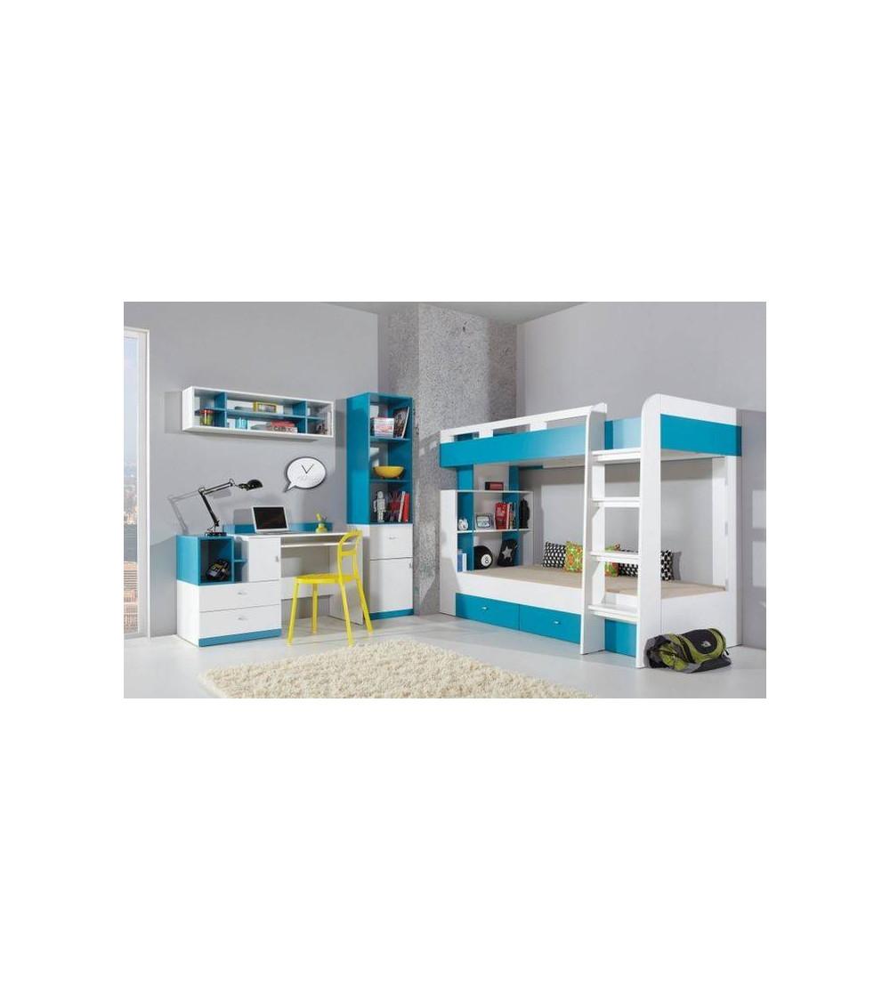 MOBI bunk beds, blue