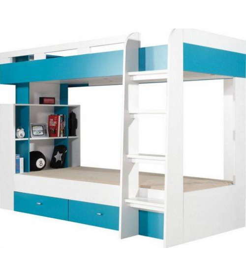 Chambre enfant complète avec lits superposés MOBI
