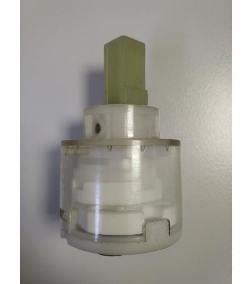 Ceramic cartridge mixer