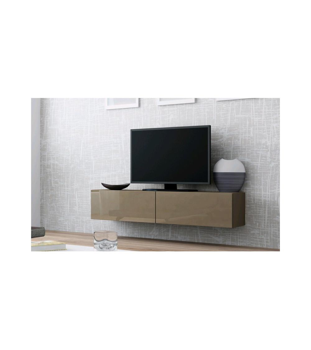 Meuble TV VIGO 140, Latte