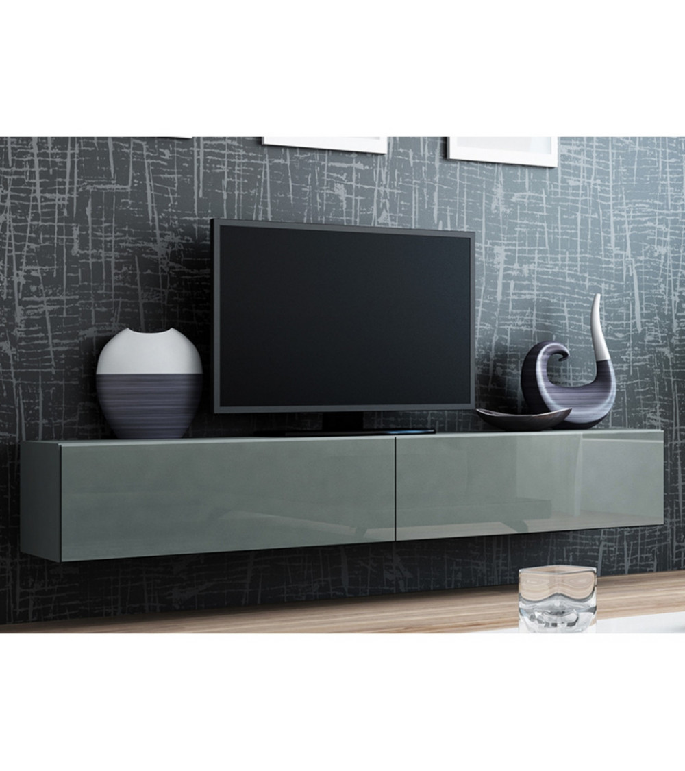 VIGO FULL 180 TV Storage , LATTE