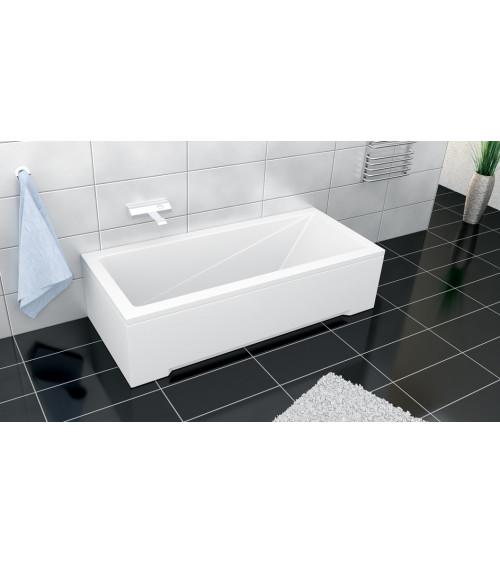 MIRANO Bathtub with apron
