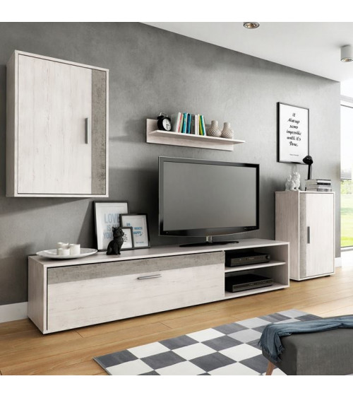 Ensemble Meuble TV madio 200 cm