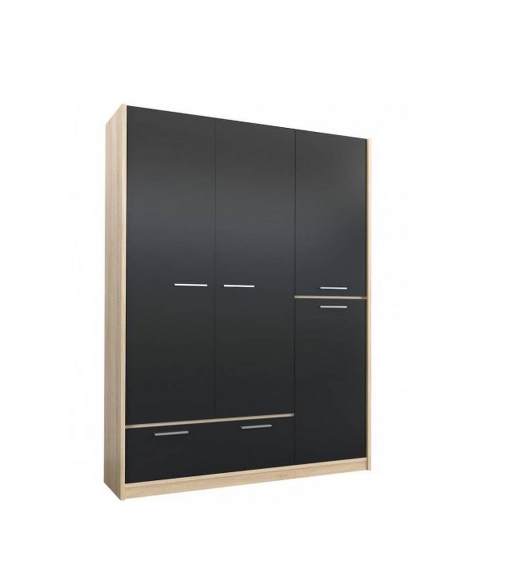 wardrobe KLEO 151 x 215 x 55 cm