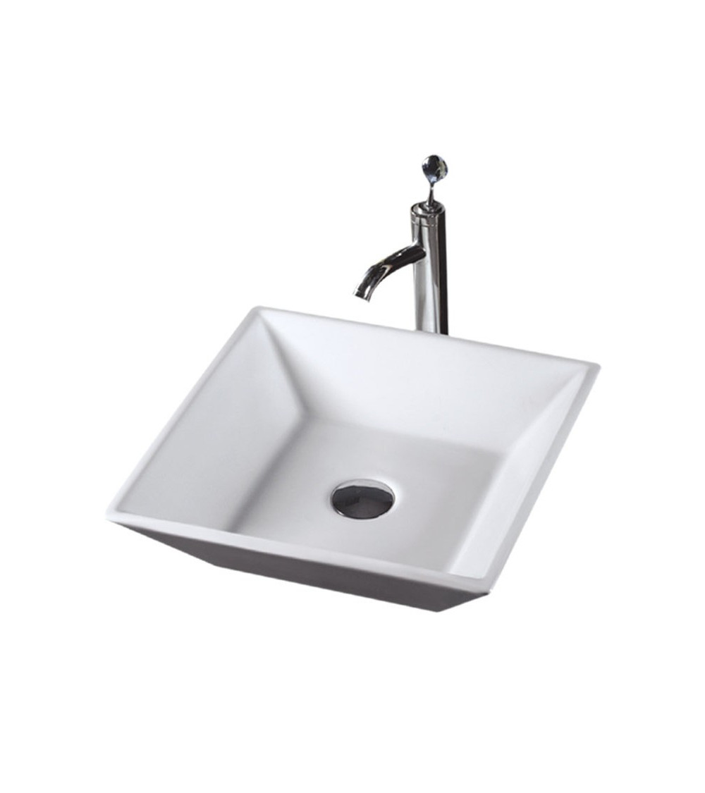 Faslini ceramic basin