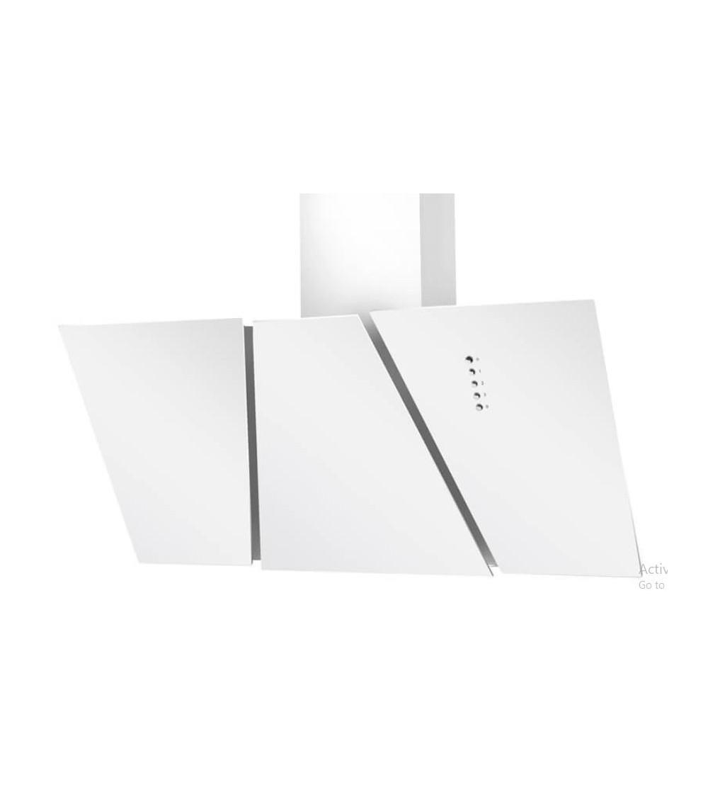 Hotte aspirante  CETAK WHITE 90 cm
