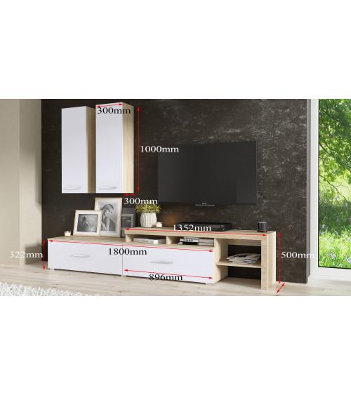 TORRES 2 TV Storage combination