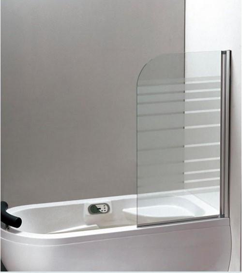 ADOR glass shower wall