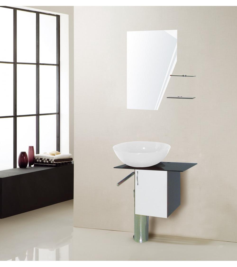 MANRESA Bathroom Furniture, white