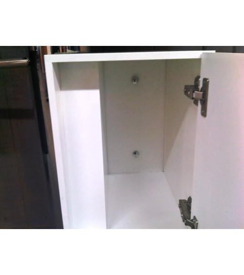 Ensemble de salle de bain MANRESA, blanc