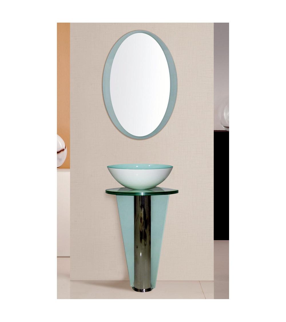 Vigo Bathroom Furniture, transparent