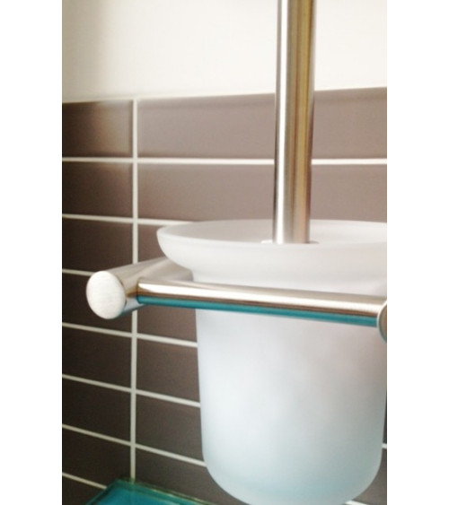 Skara toilet brush and holder