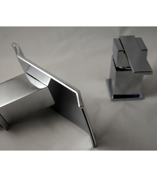TORUP waterfall mixer tap