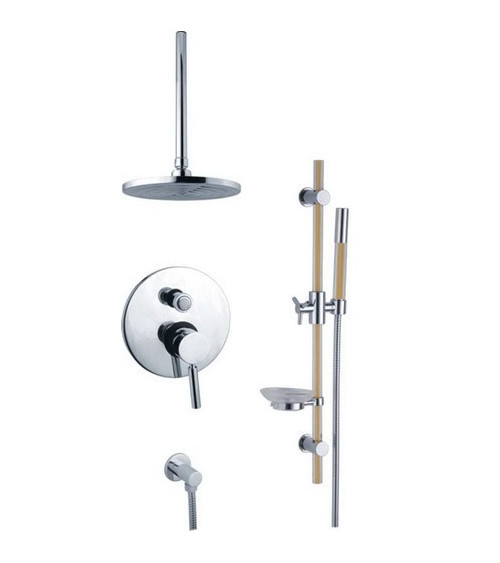MORA designer shower set