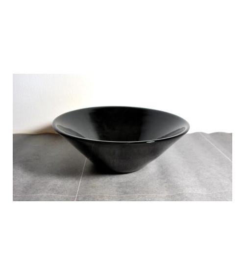 Vasque à poser MAQUINTA, noir